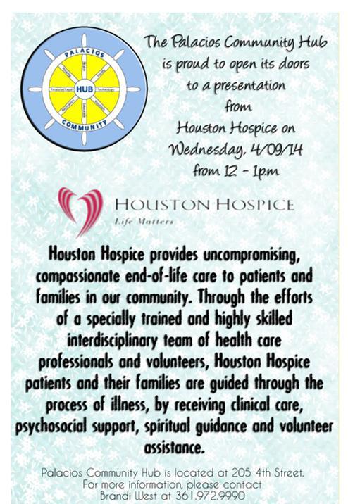 Houston Hospice Visits